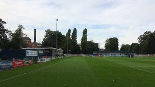 Tadcaster Albion  2-1 RBFC Match Report 24/09/2016