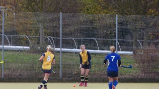 Ladies 1s v Folkestone 2s - 05/11/16