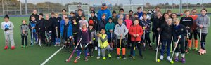 Olympian gives Old Wills Youngsters Thumbs Up