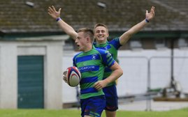 Good run out for the full squad at Helensburgh