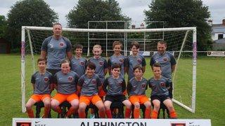 U13 - Alphington Aces