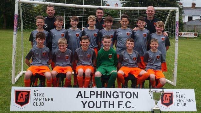 U14 - Alphington Eagles