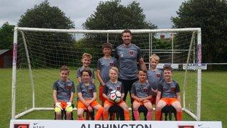 U10 - Alphington Blazers