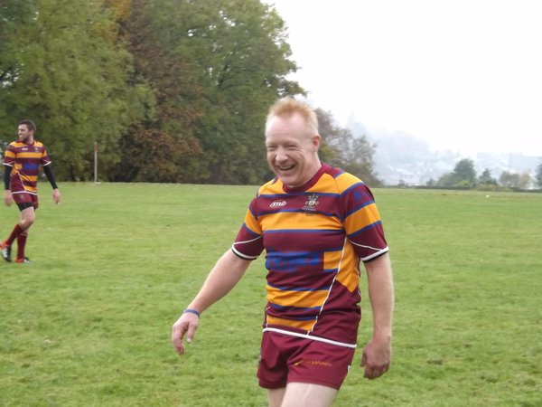 Dr Ibbo laughs off dropping another ball