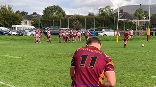 2nds v Rochdale Sept 18