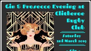 The 2019 Gin & Prosecco Evening