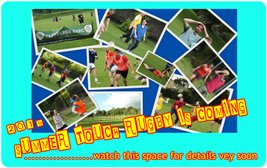 The Summer Touch Rugby Series will return............