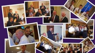 Annual Dinner & Presentation Evening