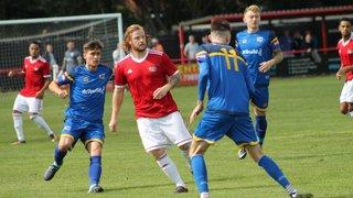 Prestwich Heys Away 25-8-18 (FA Cup)