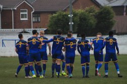 Colne FC run away with all three points after a tight affair