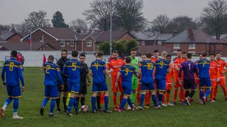 Radcliffe lose out on a day of goals