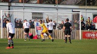 Atherton Collieries 0-1 Radcliffe: Owolabi the hero as Boro take a decisive step in the title race