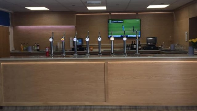 The new Boro Lounge has arrived!!