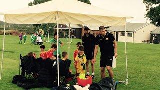 Friendly - Banbury Irish v United YFC U7's