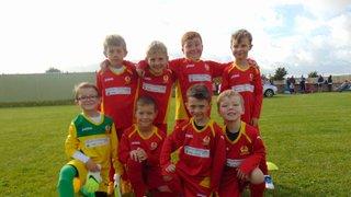 Friendly - Brackley Town Juniors v Banbury Utd Youth U7s