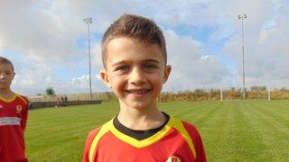 League match - Brackley Town Juniors v Banbury Utd Youth U7s