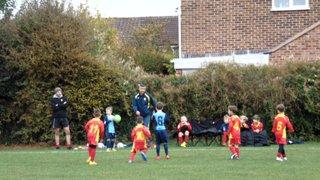 Bloxham FC v Banbury United Youth U7s