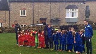 United enjoy their morning in Chadlington