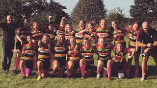 Under 18s Pink warriors LRUFC