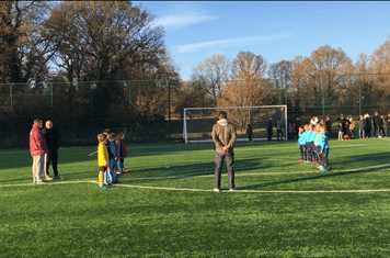 U9S 2016/17 season  Rememberance day
