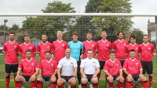 Knaresborough Town 1st Team