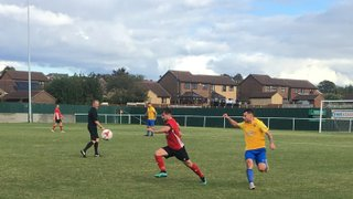 Knaresborough rue missed chances as held to a draw at Bottesford