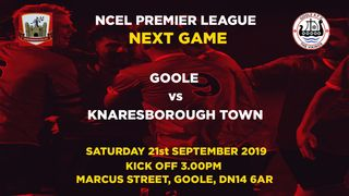 21.9.19 - Goole  v Knaresborough Town