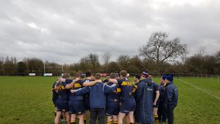 Back -to-back wins for 1st XV  in Midlands 3 East (South) for the first time in the club's history