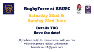 RugbyForce Weekend