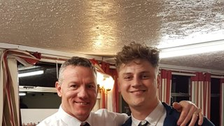 End of Season Dinner and Awards 17.5.19