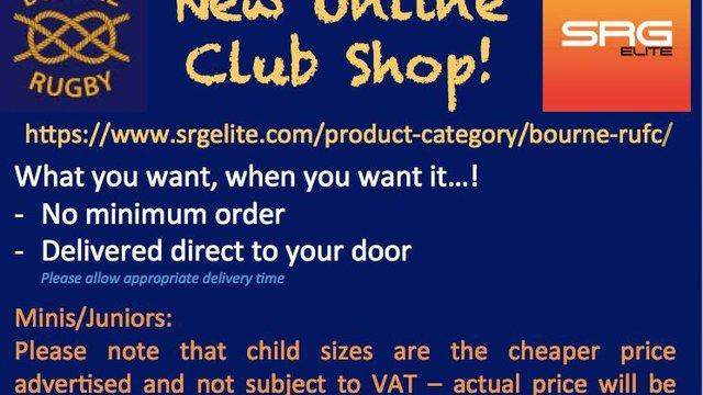 New Online Kit Shop