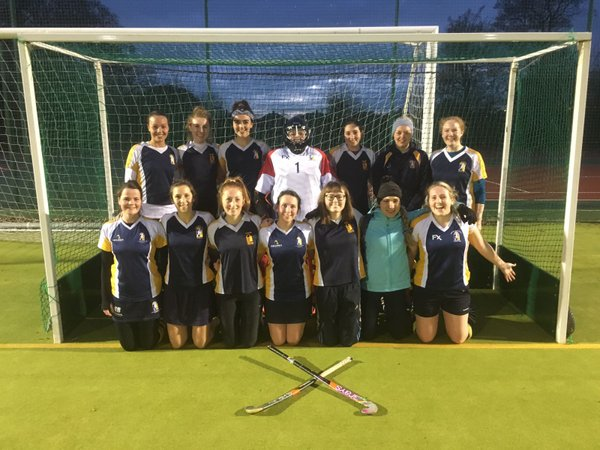 Victorious 2s after their 3-0 win against Alnwick 2s, 4.12.16!