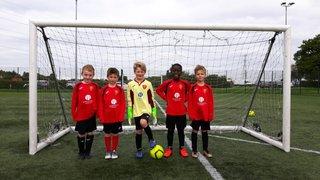 New Sponsor for AFC Corsham U8 Jaguars