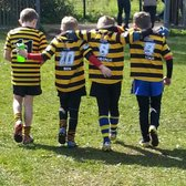 Sunday mornings are just not the same without a game of rugby …..