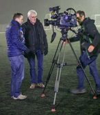 Lights, Camera Action ..... Granada TV Reports on Orrell RUFC tonight