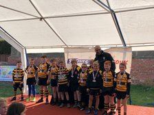 Orrell RUFC Mini and Junior Section Excel at the Southport Rugby Festival