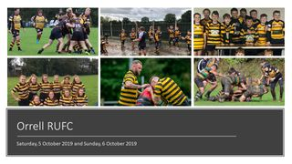 What a great day for the club on Saturday as we turned out 3 open age teams for the 3rd time this season.