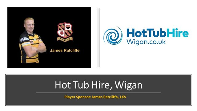 Kick back and relax with our latest player sponsor: Hot Tub Hire Wigan