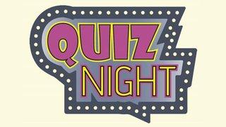 The annual Quiz night