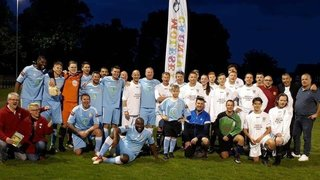 A BIG thank you to everyone who took part in last nights charity game for Molesey Carnival