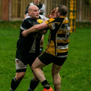 Bears overcome well drilled Drighlington outfit