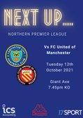 Lancaster City FC v FC United