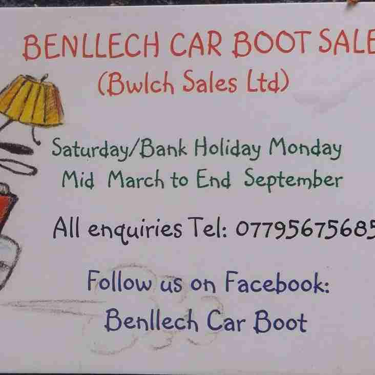 Car Boot Trophy given new name
