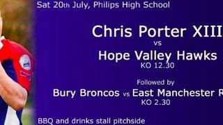 2013/07/20 - Chris Porter Memorial Day