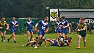 2016/08/13 v Oldham St Annes 'A' (A)