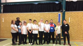 Disability Rugby sessions start positively