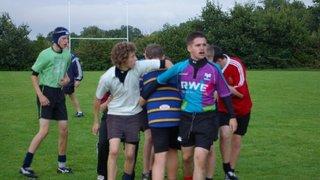 Warminster RFC U15s Pre-Season Training