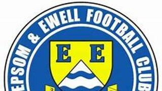 Up Next -  Frimley Green v Epsom & Ewell  Saturday 3PM