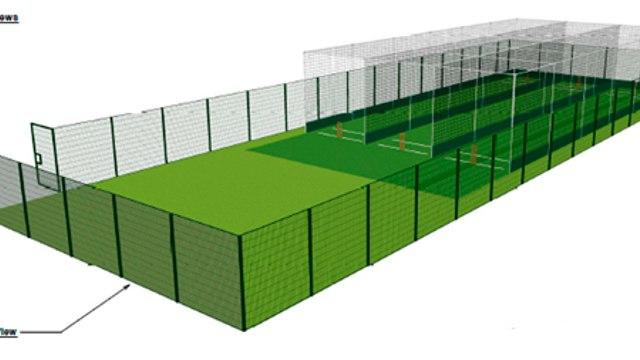 Nets facility update
