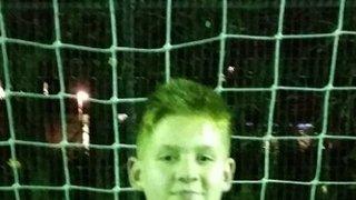 Jayden Yurkwich-ell Wins U14s Novembers Player of the Month